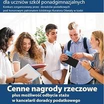 II ETAP SIÓDMEGO ŁÓDZKIEGO KONKURSU WIEDZY  O PODATKACH ROZSTRZYGNIĘTY !!!