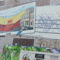 Szlakiem łódzkich murali - wycieczka po Łodzi