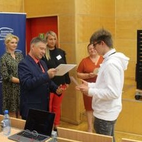 XI Finał Ogólnopolskiego Konkursu Wiedzy o Podatkach 7 września 2021 r.